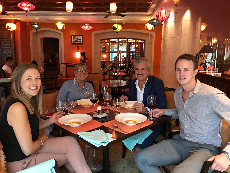 Review: Hoi An Brunch, Shangri La
