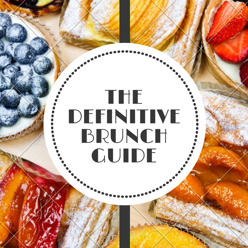 Dubai Brunches – Fine Dining Entertainer Guide – UPDATED