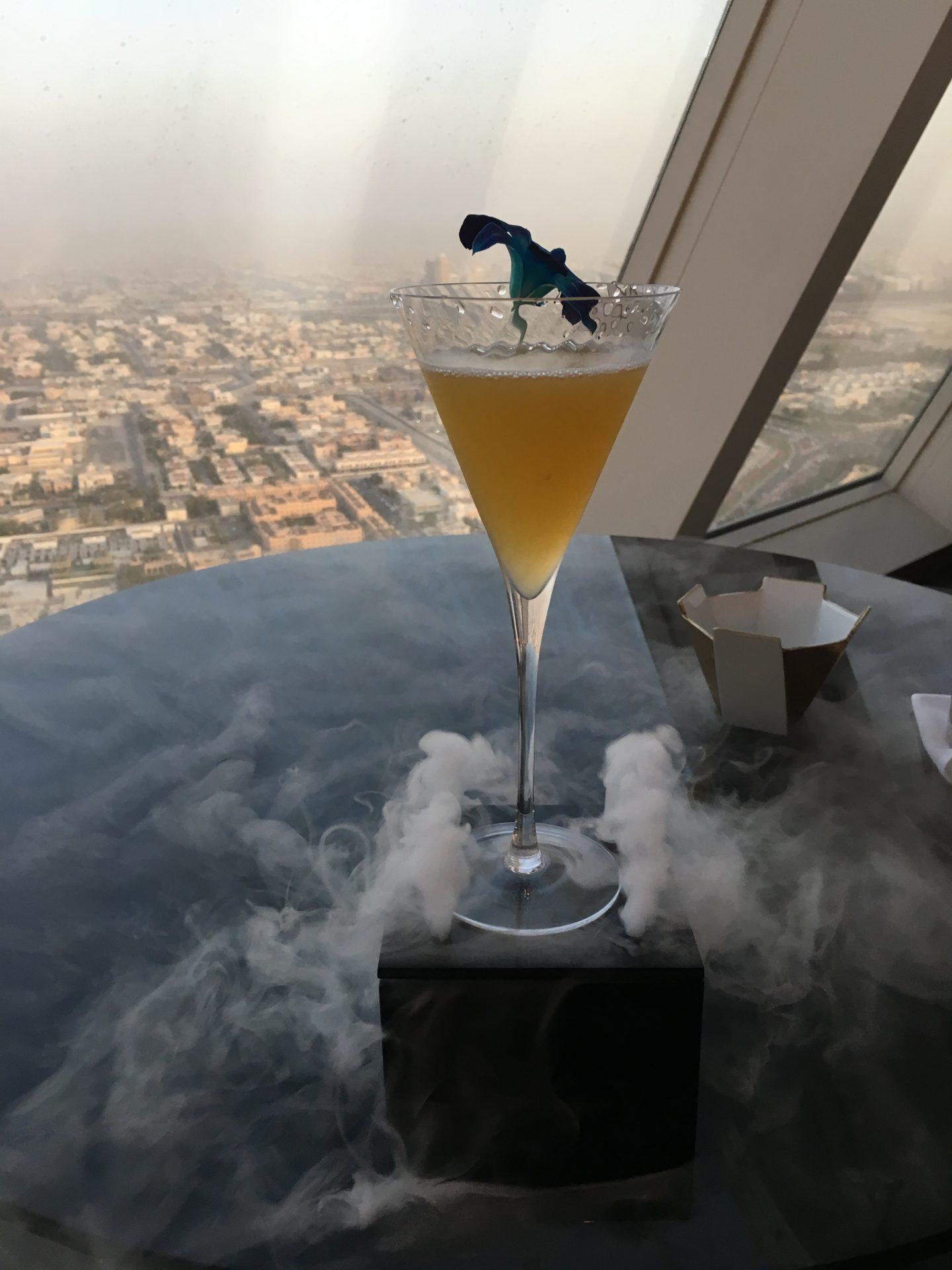 Review: Drinks at Gold on 27, Burj Al Arab