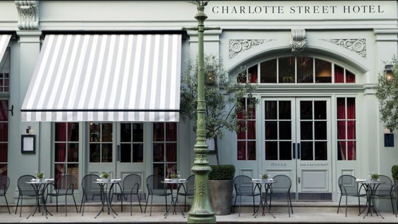 Charlotte Street London