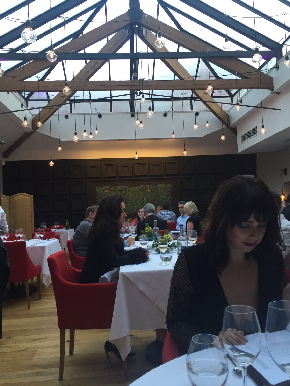 Review: The Art School Restaurant, Liverpool
