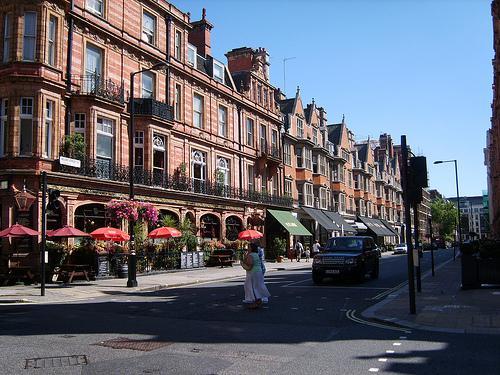 Chris's favourite street in London – Mount Street
