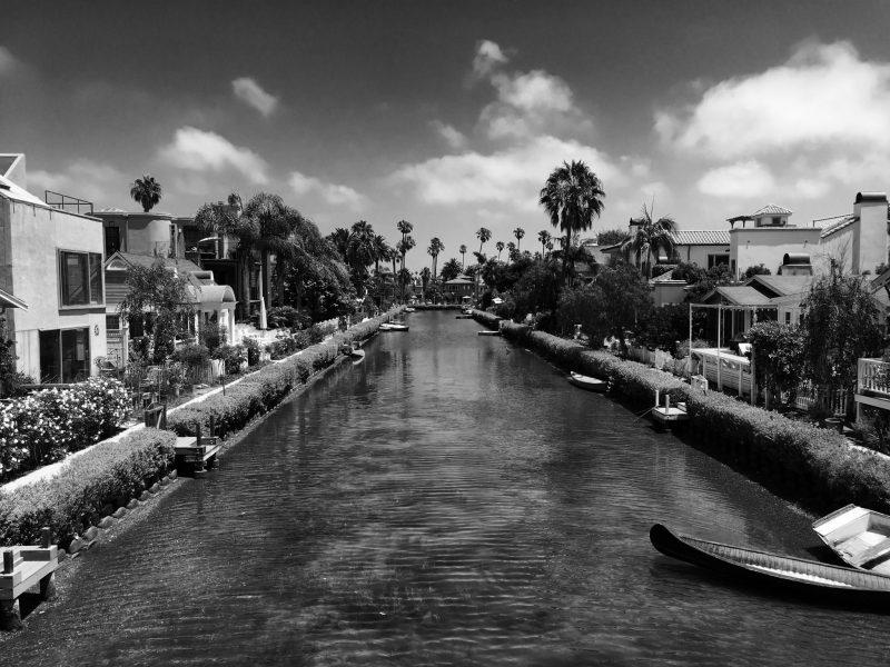 Canals, Venice Beach, LA