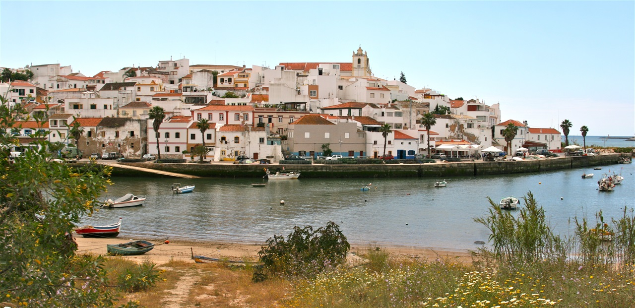 Ferragudo – the Jewel of the Algarve