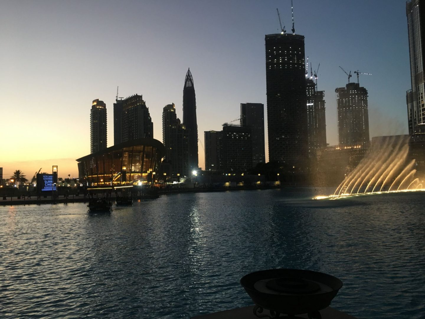Downtown Dubai