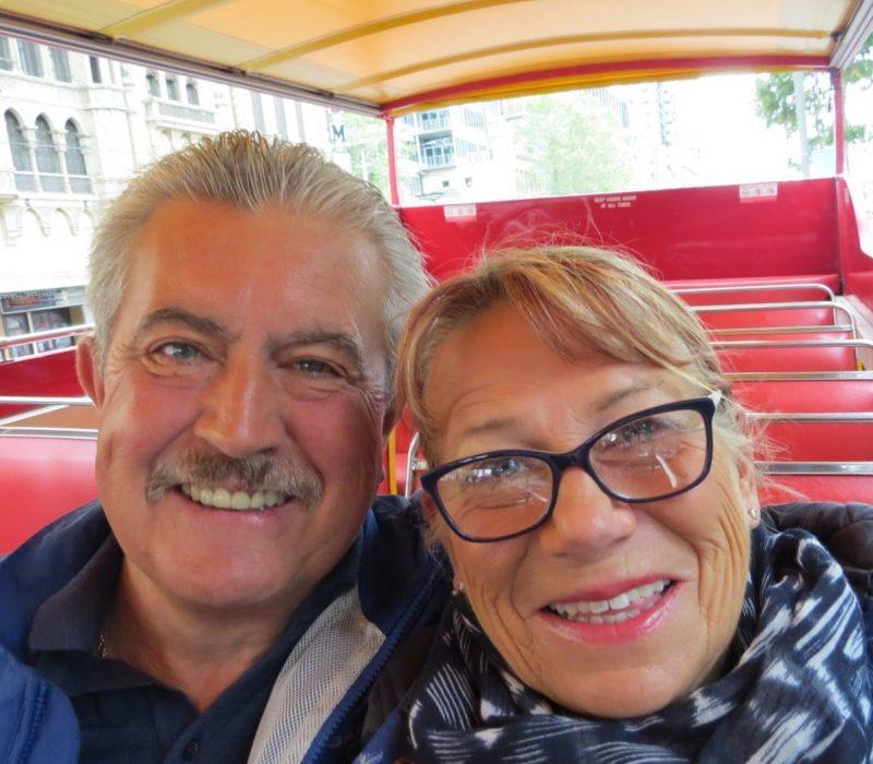 Open Top Bus Sydney