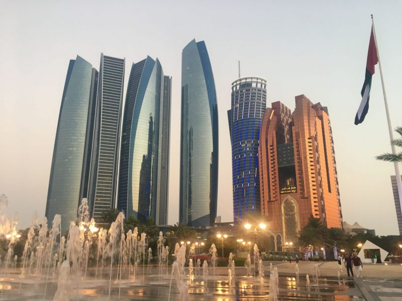 How to travel from Dubai to Abu Dhabi – overview of transport options