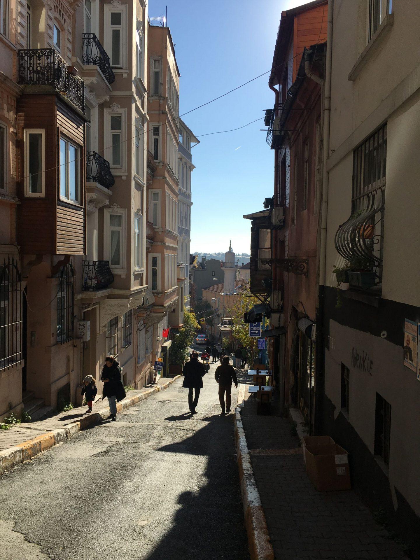 Istanbul-Karakoy