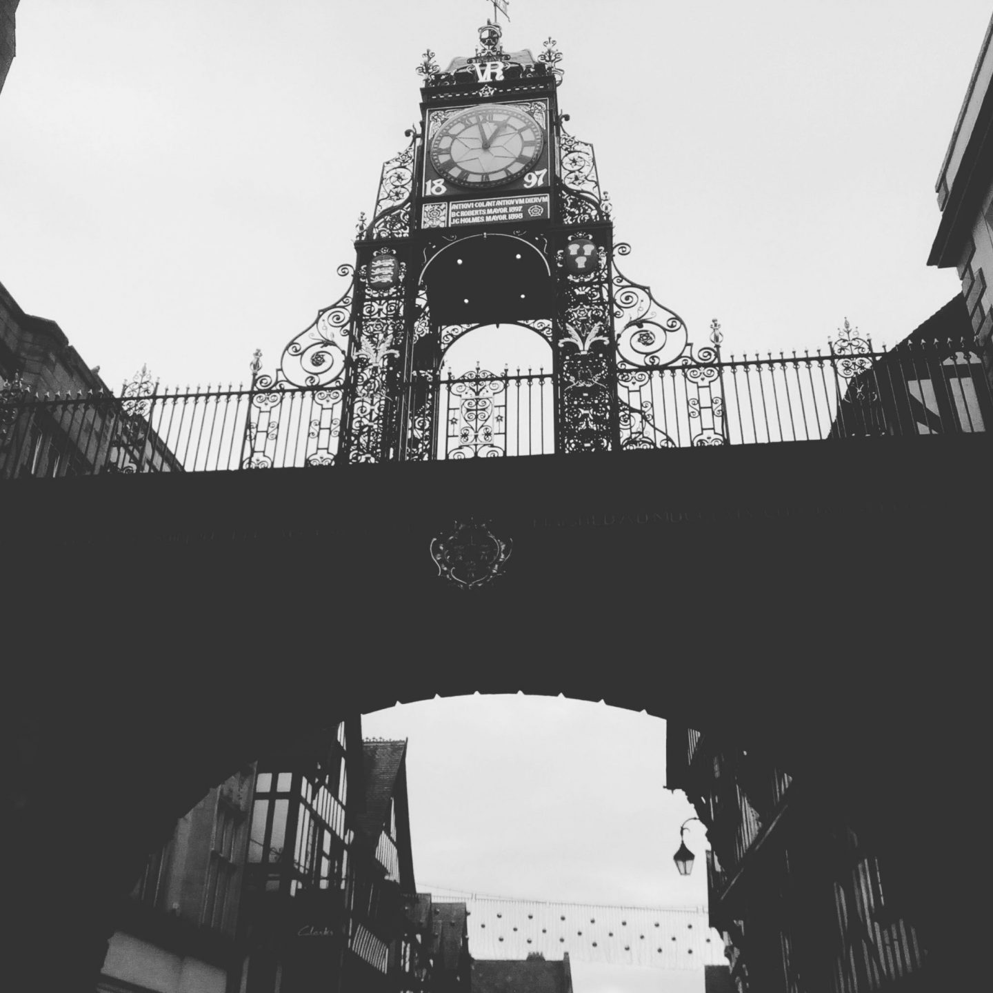 Chester – a whistle stop tour