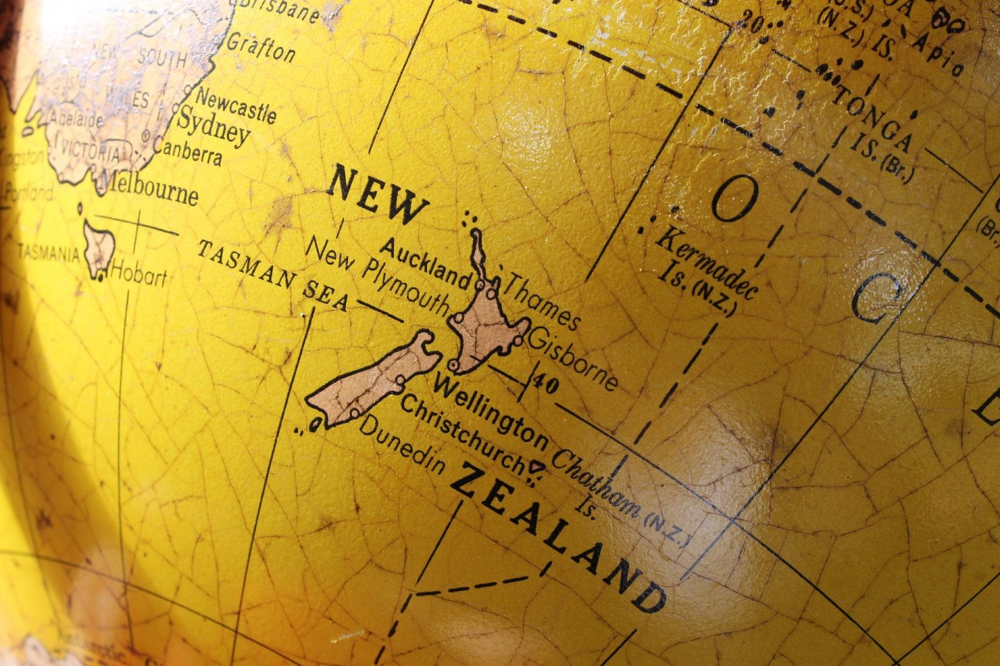 New Zealand Itinerary – North Island