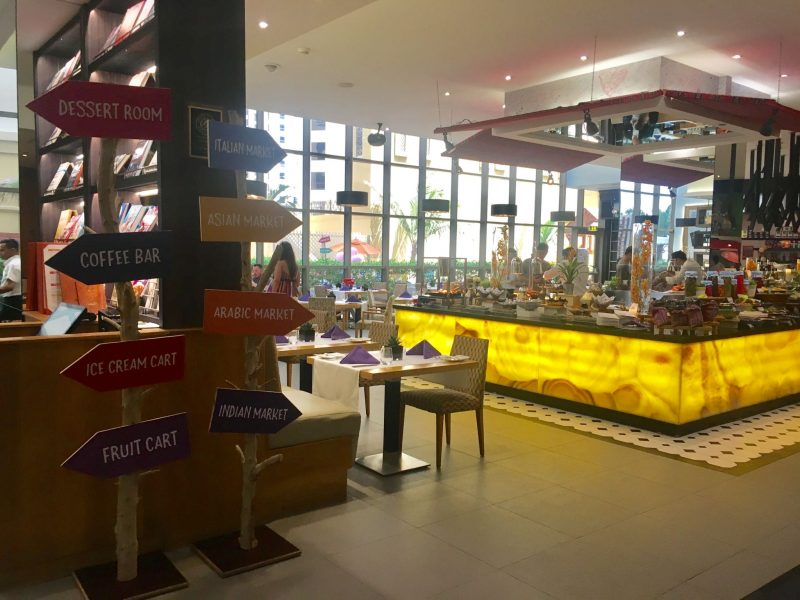 Talk & Soul Brunch Movenpick JBR Dubai