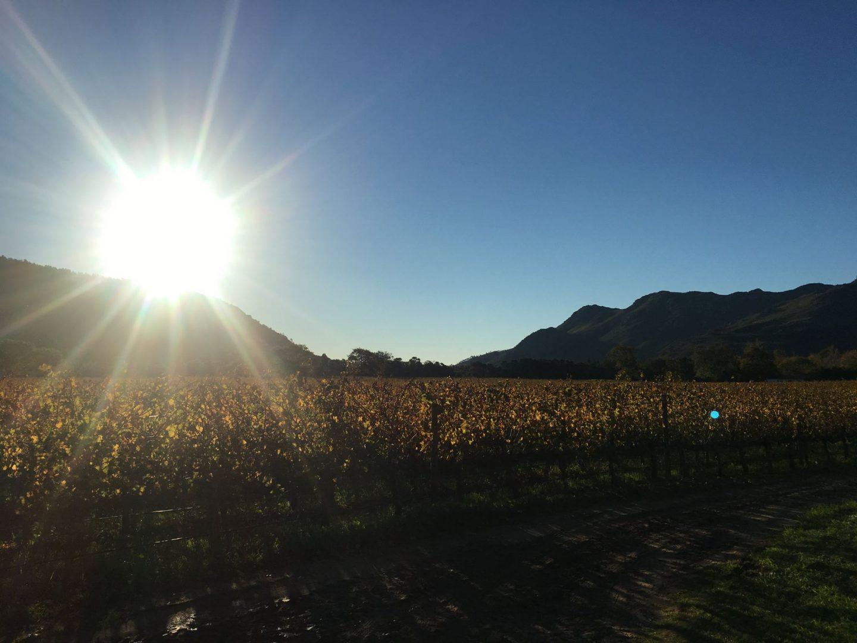 Sunset-Franschhoek-Cape-Winelands