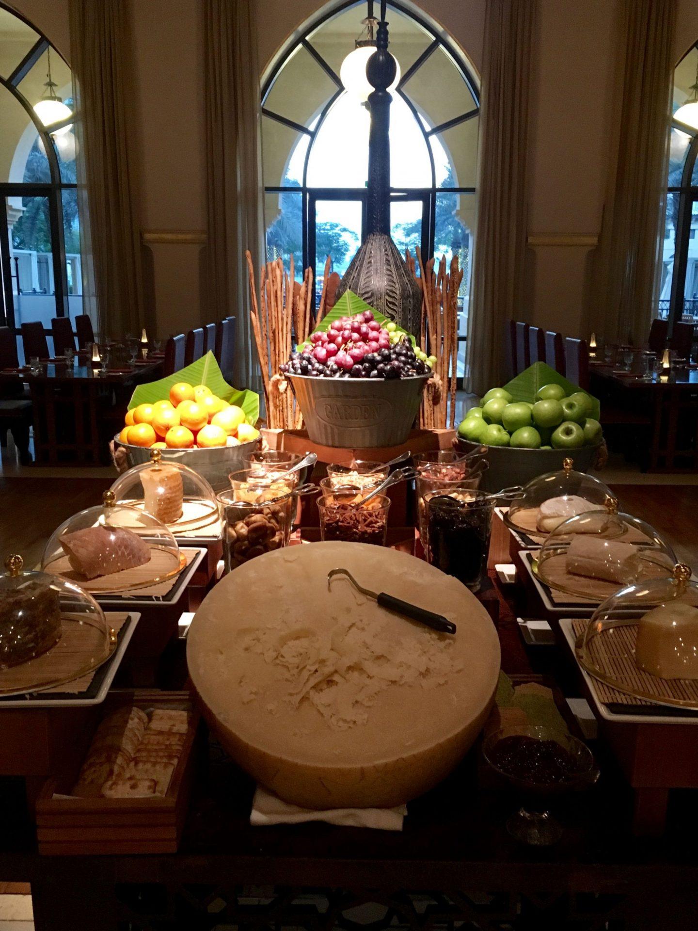 Cheeses-buffet-Ewaan-Palace-Downtown-Dubai