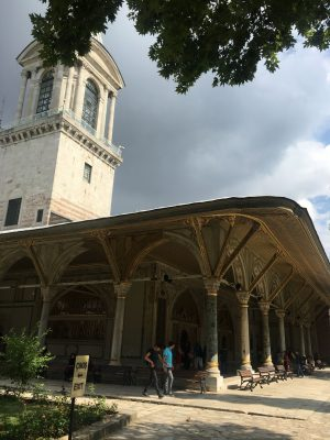 Topkapi-Palace-Istanbul-Building
