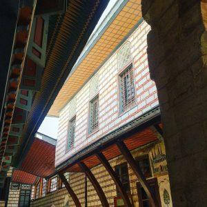 Topkapi-Palace-Istanbul-Building-Harem