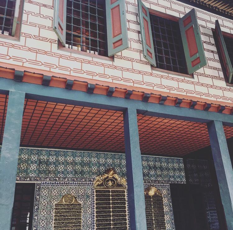 Topkapi-Palace-Istanbul-Harem-Corps-Building