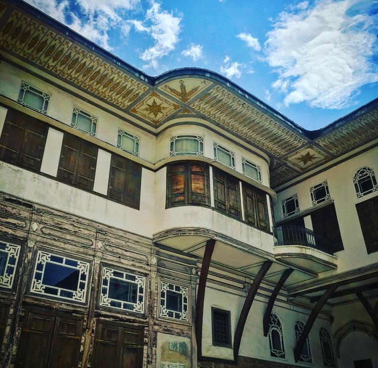 Topkapi-Palace-Istanbul-Harem-Exterior