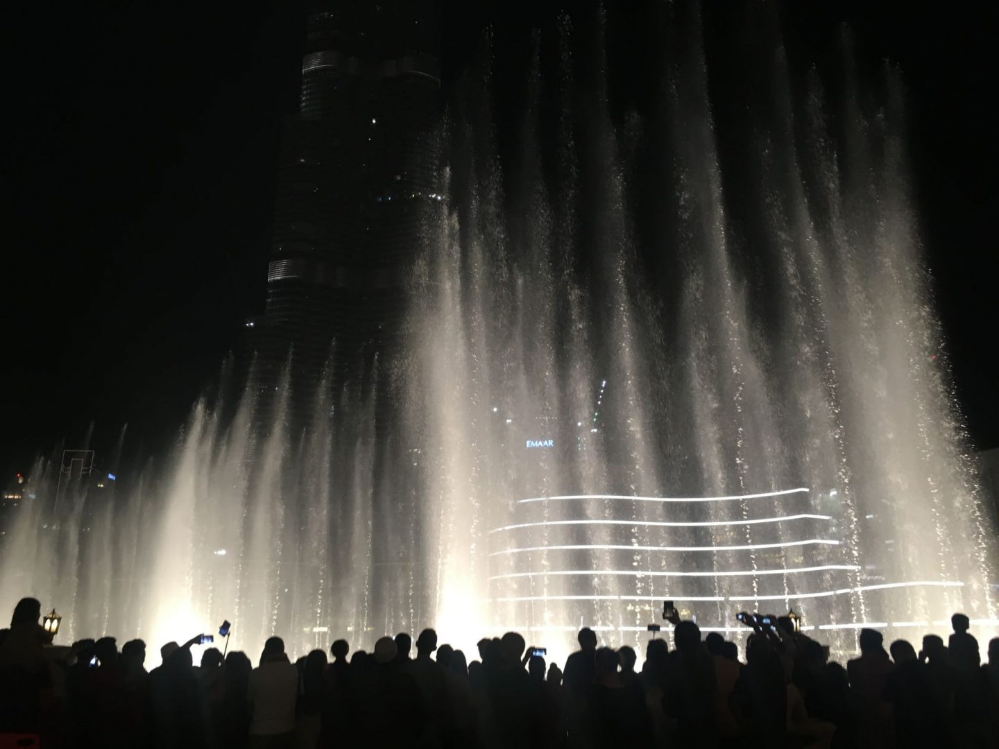 Guide: The best places to watch the Dubai fountains