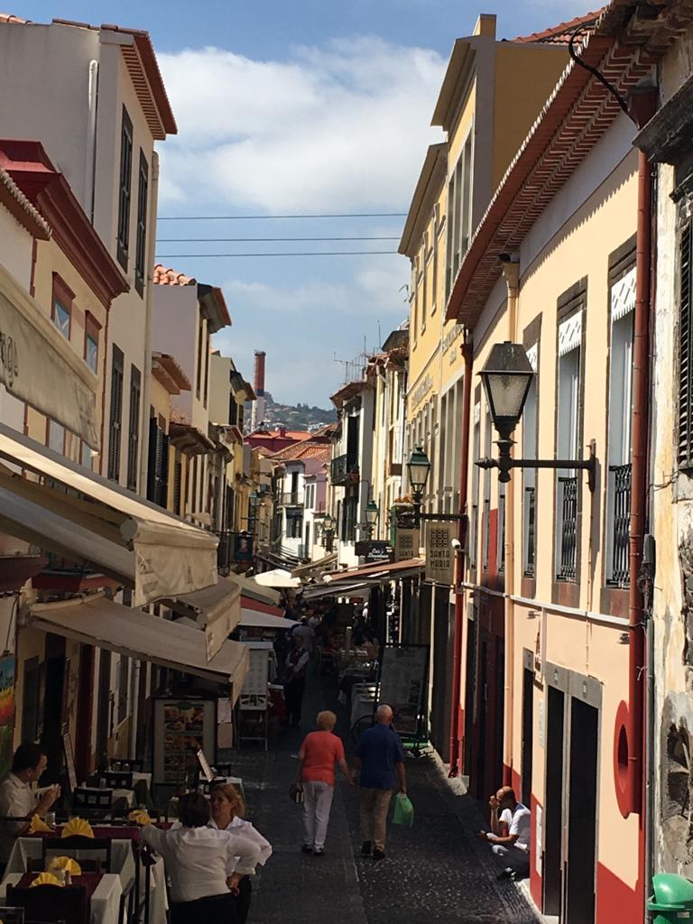 Rua de Santa Maria Funchal